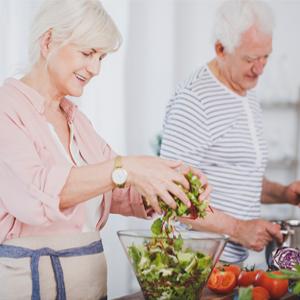 โภชนาการกับผู้สูงอายุ