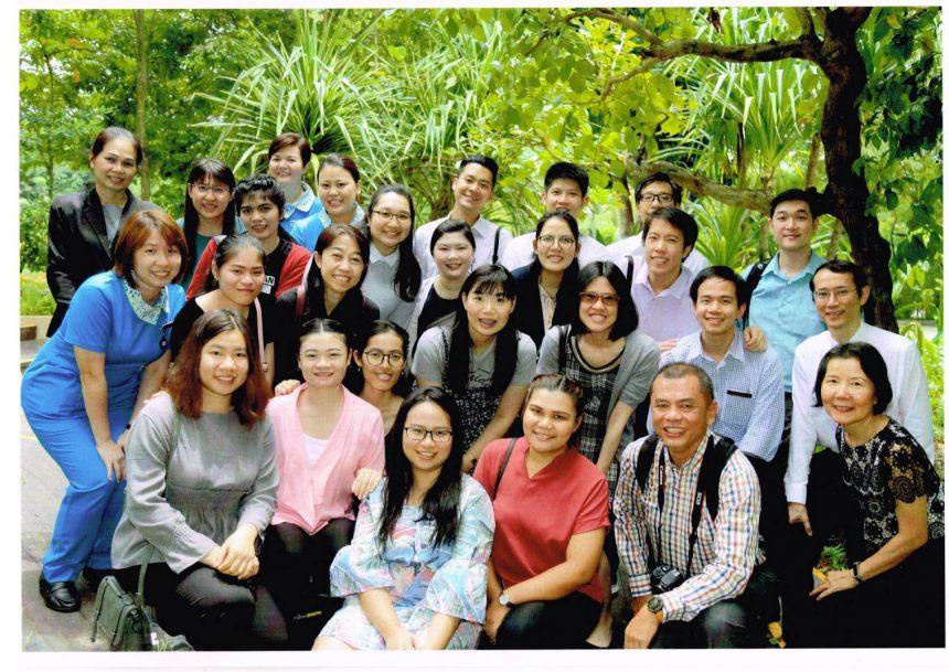 กิจกรรมดูงานโรงพยาบาลที่ประเทศสิงคโปร์